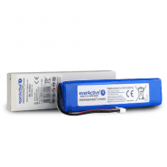 EverActive EVB100 7.4V 5000mAh Li-ion rechargeable battery for JBL Xtreme wireless speakers