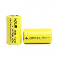 MXJO IMR18350 700mAh 10.5A 3.7V High Drain Li-Ion battery (Flat Top)