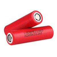 LG IMR18650HE2 3.6V 20A High Drain 2500mAh Li-Ion akumulators 27.05.2016.
