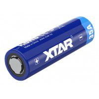 Xtar 21700 3750mAh 35A 3.7V Li-Ion battery (Flat Top)