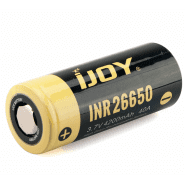 IJOY INR26650 4200mAh 40A 3.7V Li-Ni battery (Flat Top)