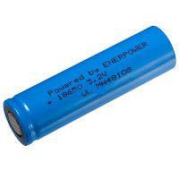 Heter / Enerpower 18650 1800mAh 5.4A 3.2V LiFePO4 akumulators Flat Top