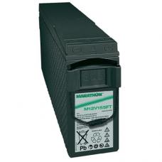 Exide GNB Marathon M-FT 12V 155Ah VRLA (Valve Regulated Lead-Acid) lead–acid battery with AGM (Absorbed Glass Mat) technology M12V155FT for UPS equipment, terminal F-M6-90