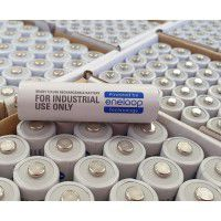 Panasonic Eneloop industrial AA 1900mAh/2000mAh 1.2V NiMH rechargeable batteries for professional use only, BK-3MCCF 2100x, year of manufacture: 2020, (Price is for 1 pc., buying 120 pc.)