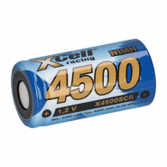 XCell Sub-C X4500SCR 4500mAh 1.2V NiMH rechargeable battery