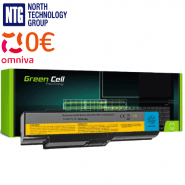 Green Cell 11.1V 4400mAh Li-Ion battery for Lenovo notebook, LE34