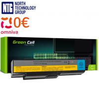 Green Cell 11.1V 4400mAh Li-Ion battery for Lenovo notebook, LE34