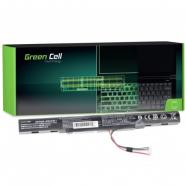 Green Cell 14.8V (14.4V) 2200mAh Li-Ion battery for Acer Aspire E15 notebook, AC51