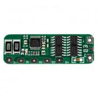 4S PCM / PCB 4MOS EBD02 - AB aizsardzības shēma 3.7V Li-Ion akumulatoriem