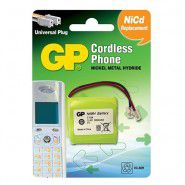 GP Cordless Phone T154 300mAh 2.4V Ni-MH battery for cordless phone (30AAH2BMU)
