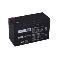 COSI CSB-127 (12V 7Ah/7.2Ah 20HR) (4.8mm) VRLA (Valve Regulated Lead-Acid) lead–acid battery