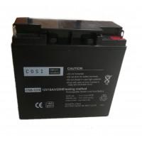 Cosi CSB-1218 (12V, 18Ah/20HR) VRLA (Valve Regulated Lead-Acid) lead–acid battery