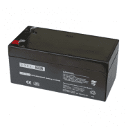 COSI CSB-123.3 (12V, 3.3Ah / 20HR) (4.8mm) VRLA (Valve Regulated Lead-Acid) lead–acid battery
