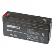 COSI CSB-63.2 (6V, 3.2Ah / 20HR) (4.8mm) VRLA (Valve Regulated Lead-Acid) lead–acid battery