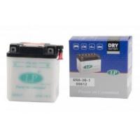 MAKB Landport 6N6-3B-1 6V 6Ah 30A DRY STFi battery
