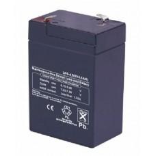 Landport AK-DJW6-45 6V 4.5Ah LF VRLA (Valve Regulated Lead-Acid) AGM (Absorbed Glass Mat) AKB battery