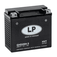 Landport GHD20H-3 12V 19Ah 290A GEL AKB Harley-Davidsons battery