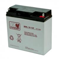 MW Power MWL 18-12 (12V, 18Ah) VRLA (Valve Regulated Lead-Acid) lead–acid battery