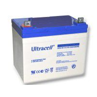Ultracell UCG35-12 12V 35Ah 20HR VRLA (Valve Regulated Lead-Acid) Deep Cycle Gel lead–acid battery with Oxygen recombination technology