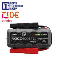 Noco Genius Boost X GBX55 1750A 12V Lithium Jump Starter for auto / moto batteries / USB powerbank