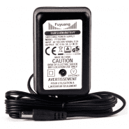 Fuyuang Li-Ion Battery Charger 3S 12.6V 1A DC for Electric Bikes (Ebike), Scooters, Segway, etc.