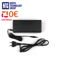 Modiary MDA238 42V 2A Li-Ion akumulatoru lādētājs elektrovelosipēdiem (Ebike), skūteriem, segway u.c. DC plug