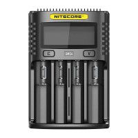 Nitecore UMS4 universal 4x Li-Ion/NiMH/Ni-Cd battery charger