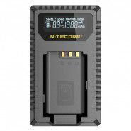 Nitecore USN2 Dual USB charger for Li-ion NP-BX1 Batteries for Sony camera