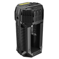 Nitecore V2 In-Car Speedy Li-Ion / Ni-MH / Ni-Cd Dual battery charger for car