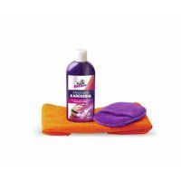 BRUMM BRBK025Z Liquid Glass Car Cleaning Kit
