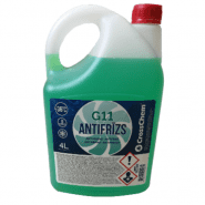 CrossChem Antifreeze G11 -36°C, 4L