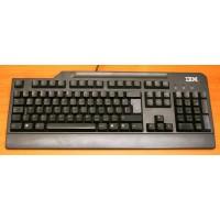 Lietota klaviatūra PS2 melna (QWERTY)