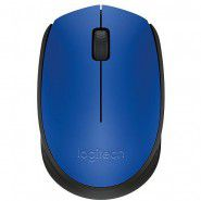 Logitech M171 Wireless Mouse Blue