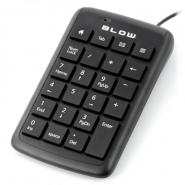 BLOW USB Numeric Keypad, NumPad, black, KP-23