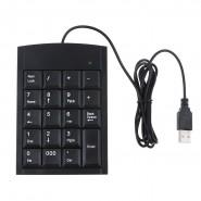 USB NumPad numeric keypad (black)