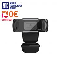 Natec Lori+ Full HD Autofocus webcam, NKI-1672