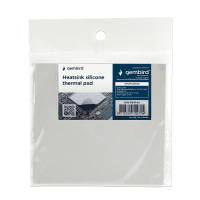 Gembird Heatsink silicone thermal pad 2W/mK, TG-P-01