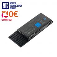 Alienware 11.1V 90Wh Li-Ion akumulators, baterija Dell M17X R3 / R4 piezīmjdatoriem BTYVOY1 (notebook battery)