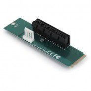 Adapter Gembird PCI-Express to M.2 add-on card