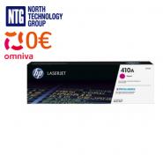 HP Laserjet Pro CF413A purpura (magenta) tonera kārtridžs M452 / M477 printeriem