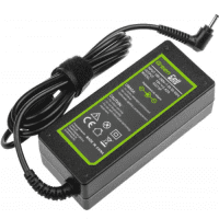 Charger for Acer 19V 3.42A 65W laptop (notebook charger) 3.0mm x 1.0mm