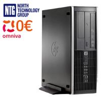 Used HP Compaq Elite 8200 SFF with Intel Core i3-2100 processor, 4GB DDR3 RAM, 240GB SSD, Windows 10 Pro