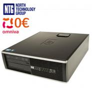 Lietots HP Compaq Elite 8300, Intel Core i5-3470 3.20 GHz, 4 GB RAM, 500 GB HDD, Windows 10 Pro