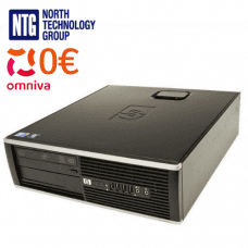 Used HP Compaq Elite 8300 with Intel Core i5-3470 processor, 4GB DDR3 RAM, 128GB SSD, Windows 10 Home
