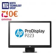 "HP ProDisplay P223 21.5"" Full HD (1920x1080) VA Business LED monitors (jauns)"