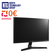 "LG 24MP59G-P 23.8"" Full HD (1920x1080) IPS Gaming LCD monitors (jauns)"