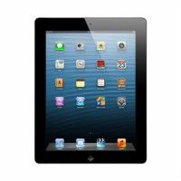Used Apple iPad 4 16GB WiFi black