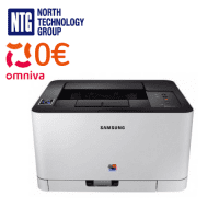 DEMO Samsung Xpress SL-C430W laser printer 18 pp./min