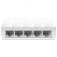 TP-Link 5-Port 10/100Mbps Desktop Switch, Network Hub, LS1005