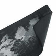 Gaming mousepad XL, world map